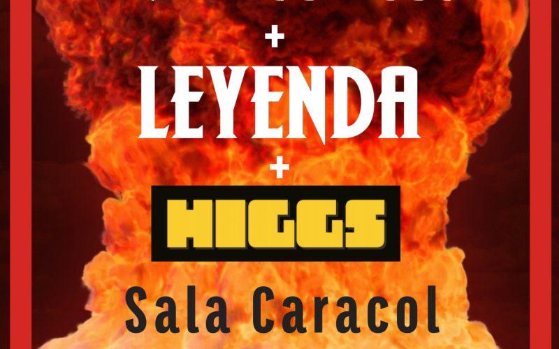 Higgs en Caracol
